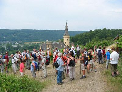 Rheinsteig 2006